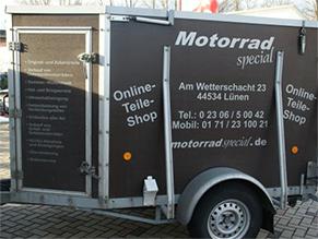 Hol- und Bringservice!