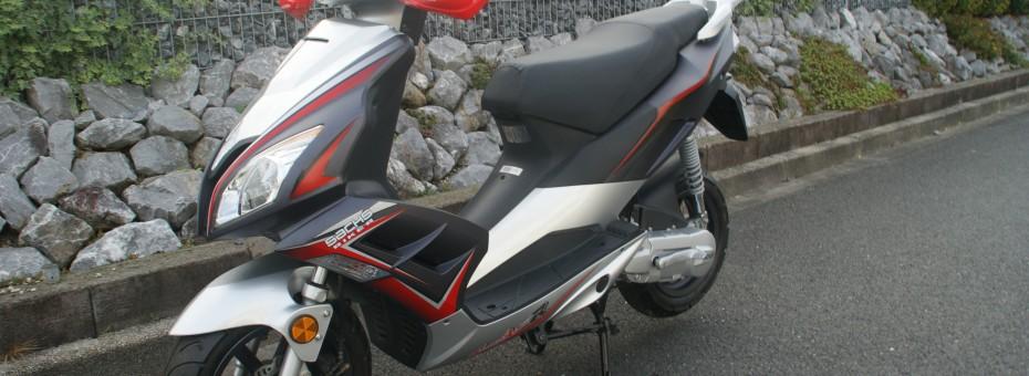 Sachs Speedjet R 45 Km/h Leihroller