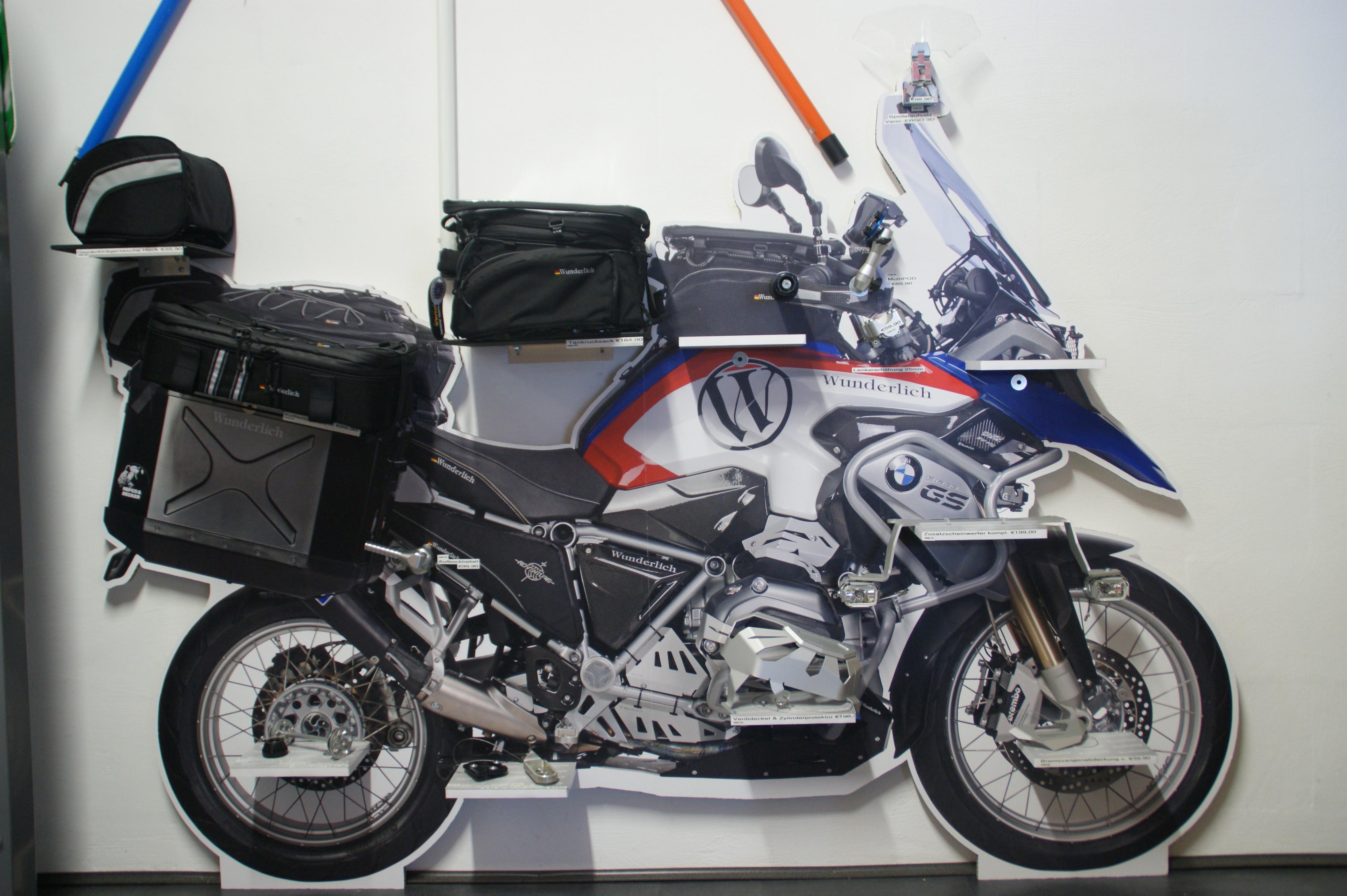 Wunderlich BMW-Teile
