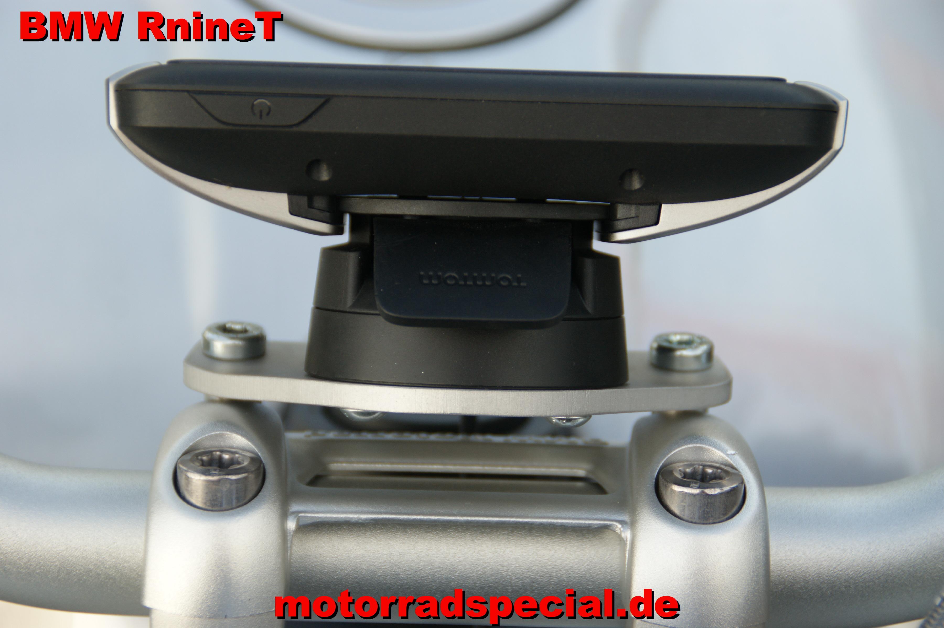 BMW_RnineT_Navigationshalter_Navihalter_Navihalterung