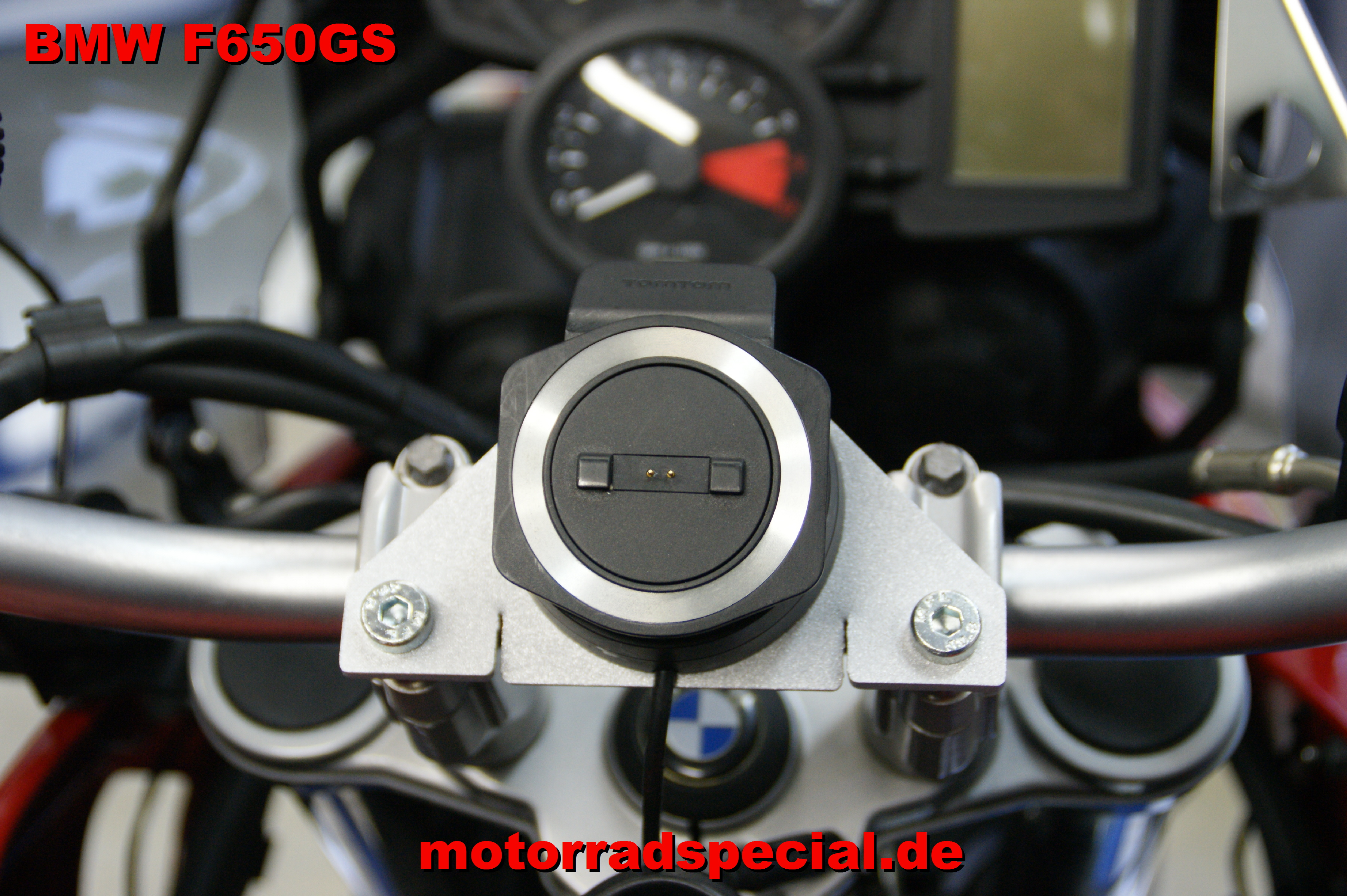 BMW_F650GS_Navigationshalterung_Navihalter_TomTom Rider_400_410_1