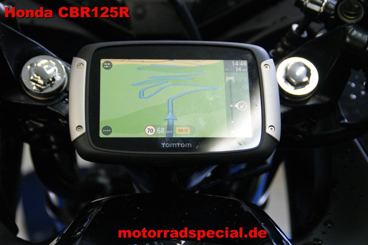 navigationshalter f r bmw f800r tomtom rider 400 410 eu. Black Bedroom Furniture Sets. Home Design Ideas