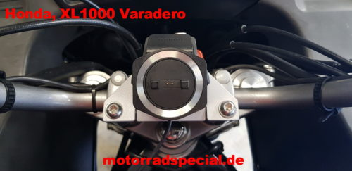 Navigationshalter für Honda XL1000 Varadero nur Dockingsstation